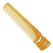 [Y.S.PARK] 손잡이형 커트빗 (B2 Combs) YS-233 EX 카멜