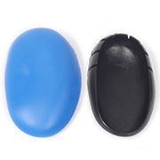 고무귀마개 / 귀덮개 / 다회용 (색상랜덤)